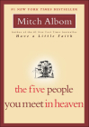 The Five People You Meet in Heaven Cover Image