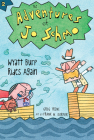 Wyatt Burp Rides Again (The Adventures of Jo Schmo #2) Cover Image