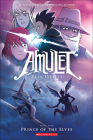 Prince of the Elves (Amulet #5) Cover Image