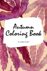 Autumn Coloring Book for Young Adults and Teens (6x9 Coloring Book / Activity Book) Cover Image