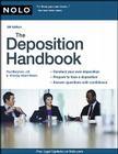 Nolo's Deposition Handbook Cover Image