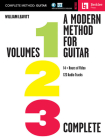 A Modern Method for Guitar - Complete Method: Volumes 1, 2, and 3 with 14+ Hours of Video and 123 Audio Tracks Cover Image