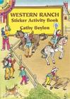 Western Ranch Sticker Activity Book Cover Image