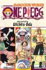 One Piece (Omnibus Edition), Vol. 6: Includes vols. 16, 17 & 18 Cover Image