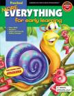 More Everything for Early Learning: Preschool [With Stickers] Cover Image