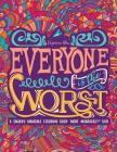 A Snarky Mandala Coloring Book: More Mandalas?!? Ugh. Cover Image