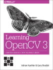 Learning OpenCV 3: Computer Vision in C++ with the OpenCV Library Cover Image