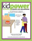 Kidpower Espanol Comics de Seguridad Para Ninos de Edades 9 a 13 Cover Image