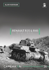 Renault R35 & R40 Through a German Lens (Camera on #26) Cover Image