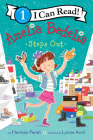 Amelia Bedelia Steps Out (I Can Read Level 1) Cover Image
