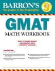 GMAT Math Workbook (Barron's Test Prep) Cover Image