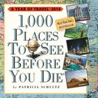 1,000 Places to See Before You Die 2014 Page-A-Day Calendar Cover Image