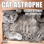 Cat-Astrophe 2021 Mini Calendar Cover Image