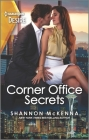Corner Office Secrets: An Office Romance with a Twist Cover Image