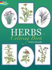 Herbs Coloring Book (Dover Nature Coloring Book) Cover Image
