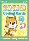 ScratchJr Coding Cards: Creative Coding Activities Cover Image