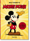 Walt Disney's Mickey Mouse. the Ultimate History. 40th Anniversary Edition Cover Image