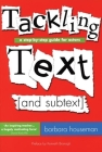 Tackling Text [and Subtext]: A Step-By-Step Guide for Actors Cover Image