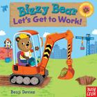 Bizzy Bear: Let's Get to Work! Cover Image