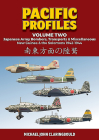 Pacific Profiles Volume Two: Japanese Army Bombers, Transports & Miscellaneous, New Guinea & the Solomons 1942-1944 Cover Image