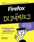 Firefox for Dummies Cover Image