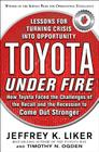 Toyota Under Fire: Lessons for Turning Crisis Into Opportunity Cover Image