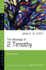 The Message of 2 Timothy (Bible Speaks Today) Cover Image