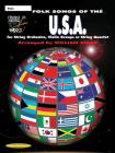 Strings Around the World -- Folk Songs of the U.S.A.: Viola Cover Image