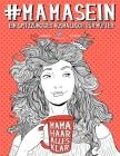Mama Sein: Ein spitzzüngiges Ausmalbuch für Mütter Cover Image