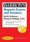 Regents Exams and Answers: Earth Science--Physical Setting 2020 (Barron's Regents NY) Cover Image