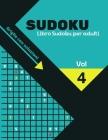 Libro Sudoku per adulti: Sudoku Big Book per gli appassionati di Sudoku - Per bambini 8-12 anni e adulti - 300 griglie 9x9 - Stampa grande - Me Cover Image