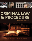 Criminal Law and Procedure: An Overview, Loose-Leaf Version Cover Image