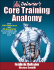 Delavier's Core Training Anatomy Cover Image