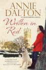 Written in Red: A Spy Thriller Set in Oxford with Echoes of the Cold War Cover Image