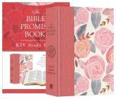 Bible Promise Book KJV Bible--Rose Garden Cover Image