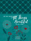All Things Beautiful 2022 Planner: 18 Month Ziparound Planner Cover Image