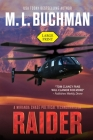 Raider (large print): a political technothriller Cover Image