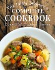 The Irish Granny's Complete Cookbook Cover Image