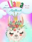 Lama Färbung Buch für Kinder: Viel Spaß Awesome Illustrationen Kunst-Designs für Kinder, Spaß und pädagogische Llamas Malbuch für Kinder, ein Spaß L Cover Image
