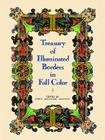 Treasury of Illuminated Borders in Full Color (Dover Pictorial Archives) Cover Image