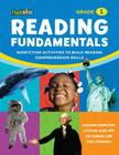 Reading Fundamentals: Grade 1: Nonfiction Activities to Build Reading Comprehension Skills (Flash Kids Fundamentals) Cover Image
