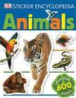 Sticker Encyclopedia: Animals: More Than 600 Stickers (Sticker Encyclopedias) Cover Image