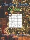 Christmas Sudoku For Kids: Easy Sudoku Puzzles - Christmas Edition Cover Image