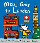 Maisy Goes to London: A Maisy First Experiences Book Cover Image