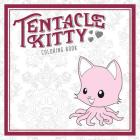 Tentacle Kitty Coloring Book Cover Image