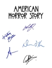American Horror Story: Screenplay Cover Image