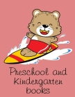 Preschool And Kindergarten Books: Christmas Animals Books and Funny for Kids's Creativity Cover Image
