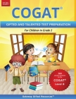 COGAT Test Prep Grade 2 Level 8: Gifted and Talented Test Preparation Book - Practice Test/Workbook for Children in Second Grade Cover Image
