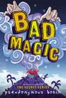 Bad Magic Lib/E (Bad Books) Cover Image