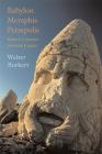 Babylon Memphis Persepolis Cover Image